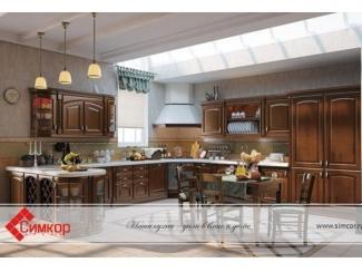 Классическая кухня  Гварнери - Мебельная фабрика «Симкор»