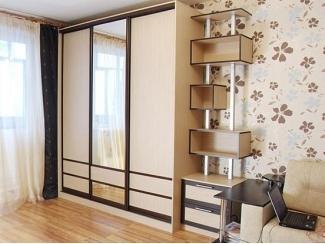 Шкаф-купе с зеркалом - Мебельная фабрика «ЛИЯ Мебель», г. Ульяновск