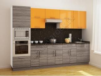 Кухонный гарнитур прямой Бриджет - Мебельная фабрика «Кухни Вардек»