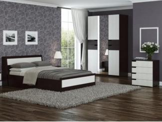 Спальный гарнитур Латте - Мебельная фабрика «КБ-Мебель»