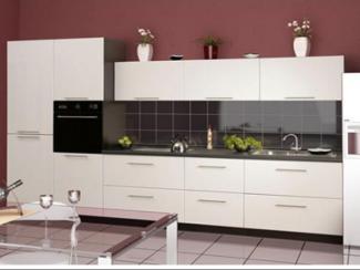 Кухня прямая Модерн 14 - Мебельная фабрика «ДСП-России»