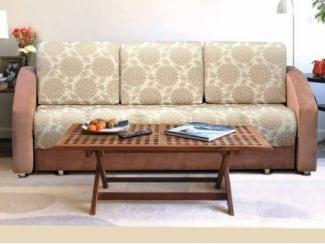 Прямой мягкий диван Селена