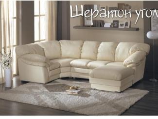 Угловой диван Шератон - Мебельная фабрика «Юкон»