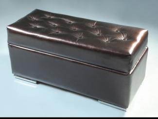 банкетка для прихожей - Мебельная фабрика «Аккорд»