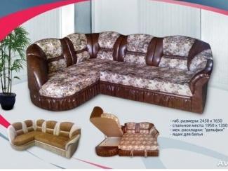 Роскошный угловой диван ЛЕГЕНДА  - Мебельная фабрика «Софт-М», г. Ульяновск