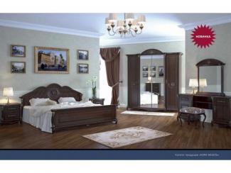 Спальный гарнитур Да Винчи - Мебельная фабрика «Мэри-Мебель»
