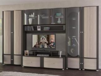 Гостиная стенка Аккорд модерн 1 - Мебельная фабрика «Славянская мебельная компания (СМК)»
