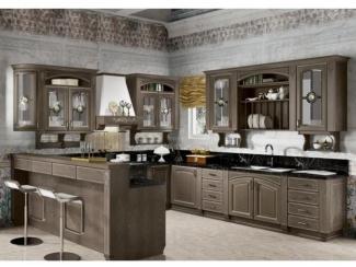 Кухонный гарнитур Неаполь-Негро - Мебельная фабрика «Вектра-мебель»