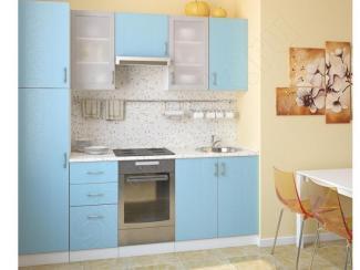 Кухонный гарнитур прямой Топаз