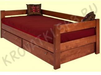 Кровать Виктория - Изготовление мебели на заказ «Кроватки СПб», г. Санкт-Петербург