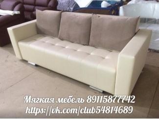 Диван Евро-3. - Мебельная фабрика «ИП Такшеев», г. Новодвинск