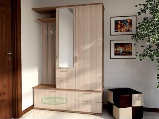 Светлая прихожая ПР 3 - Мебельная фабрика «Ваша мебель»