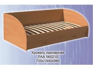Кровать Детская с ящиками - Мебельная фабрика «КрайМебель-Краснодар»