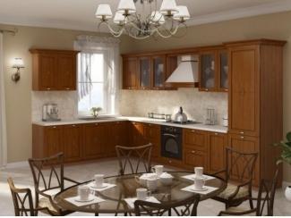 Классический кухонный гарнитур Камилла - Мебельная фабрика «Faberge»