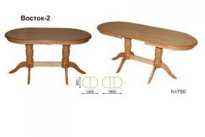 Стол Восток 2 - Мебельная фабрика «Вектра-мебель»