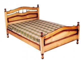 Кровать из сосны Исида