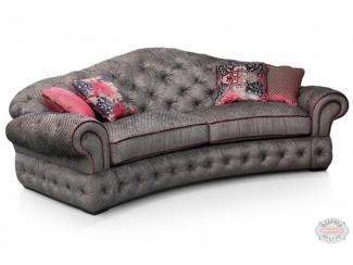 Прямой диван Ницца - Мебельная фабрика «8 марта»