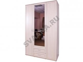 Шкаф для одежды с зеркалом - Мебельная фабрика «Сваама»