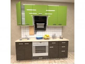 Небольшой кухонный гарнитур Лайм - Мебельная фабрика «Династия»