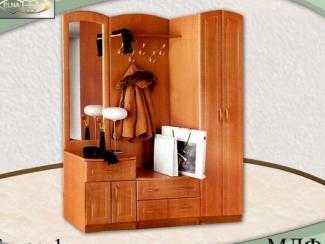 Прихожая Топаз 1 (МДФ) - Мебельная фабрика «Элна»