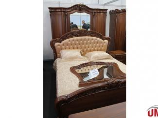 Мебельная выставка Краснодар: Спальный гарнитур - Мебельная фабрика «Слониммебель»