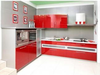Кухня угловая Модерн 16 - Мебельная фабрика «ДСП-России»