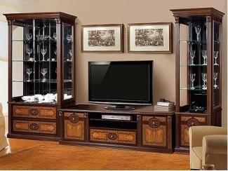 Модульная гостиная Карина 2  - Мебельная фабрика «Ярцево»