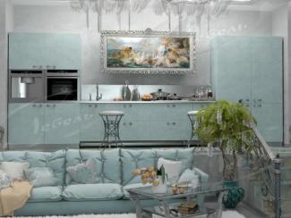 Кухня прямая «Лоренцо» - Мебельная фабрика «Ладос-мебель»
