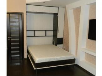 Шкаф-кровать стандарт с антресолью и пеналом - Мебельная фабрика «МЕБЕЛов»