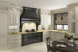 Кухня Селеста 2 в классическом стиле - Мебельная фабрика «Гретта-кухни», г. Ульяновск