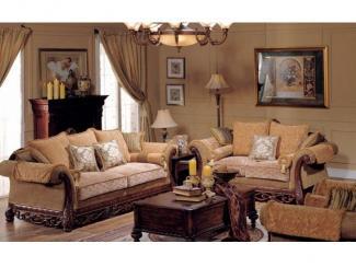 Комплект мягкой мебели USA Bolero - Импортёр мебели «Theodore Alexander»