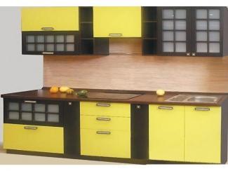 Кухонный гарнитур прямой ЭК-57 - Мебельная фабрика «Альфа-М»