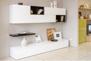 Белая гостиная - Мебельная фабрика «Астрон»
