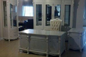 Белая гостиная Monro - Импортёр мебели «Carvelli»
