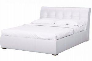 Белая кровать Бьянка - Мебельная фабрика «ИнтерДизайн»