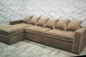 Большой угловой диван Pillopipe - Мебельная фабрика «SoftWall»