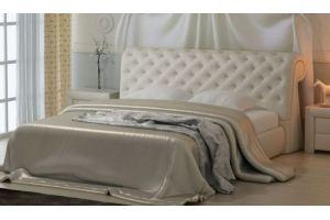 Белая кроватьДжульетта - Мебельная фабрика «Грин Лайн Мебель»