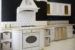 Белая кухня классика - Мебельная фабрика «Mirati»