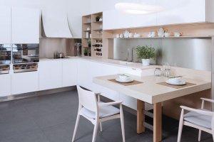 Белая кухня MARIA - Мебельная фабрика «Giulia Novars»