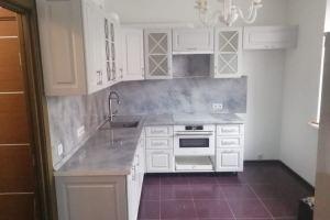 Белая кухня МДФ - Мебельная фабрика «КамиАл»