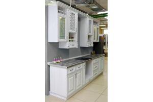 Белая кухня Морис - Мебельная фабрика «Дэрия»