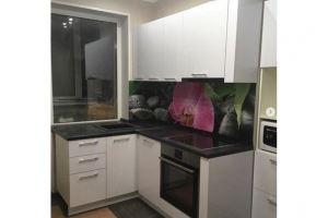 Белая матовая угловая кухня - Мебельная фабрика «МиАн»