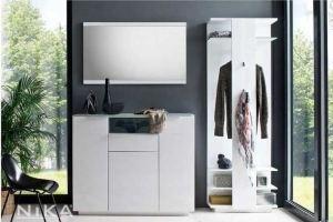 Белая прихожая Ника PRH1 - Мебельная фабрика «NIKA premium»