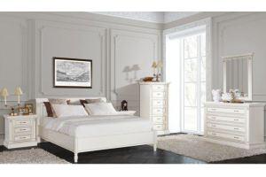 Белая спальня флоренция - Мебельная фабрика «Свобода»