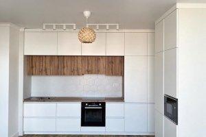 Белая стильная кухня - Мебельная фабрика «Астмебель»
