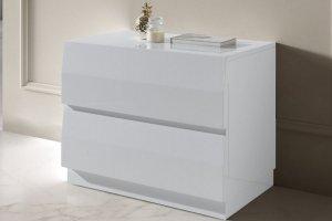 Белая тумба Dupen М-152 - Импортёр мебели «Евростиль (ESF)»