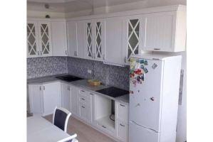 Белая угловая кухня Классика - Мебельная фабрика «Феникс-М»
