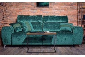 Мягкий прямой диван Белладжио - Мебельная фабрика «Андреа»