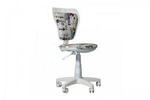 Белое кресло детское Министайл - Мебельная фабрика «Новый Галион»