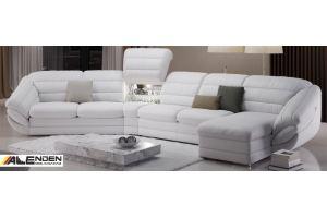 Белый диван Джастин прайс - Мебельная фабрика «Alenden»